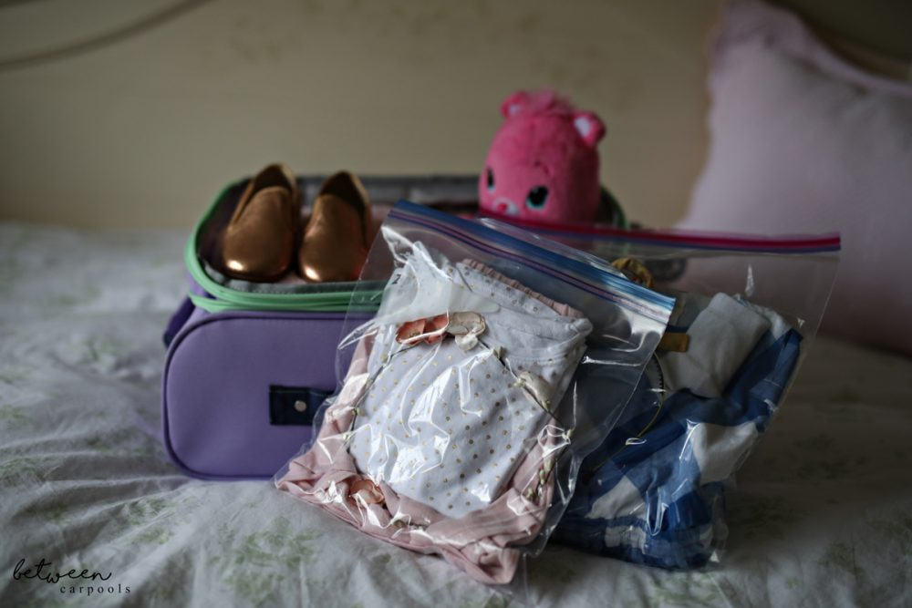 How to pack efficiently for a vacation or holiday. Traveling for Pesach? Don't Pack Without These Tricks. Save space, stay organized, and prevent wrinkles