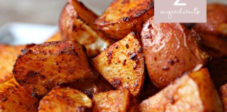 Two-Ingredient Side Dishes: Smoky Red Potatoes