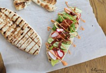 Grill Dough on the Barbecue! Make Your Own Grilled Flatbread on Your Outdoor BBQ in Minutes. Who knew that THIS bread is what was missing from your BBQ all along.