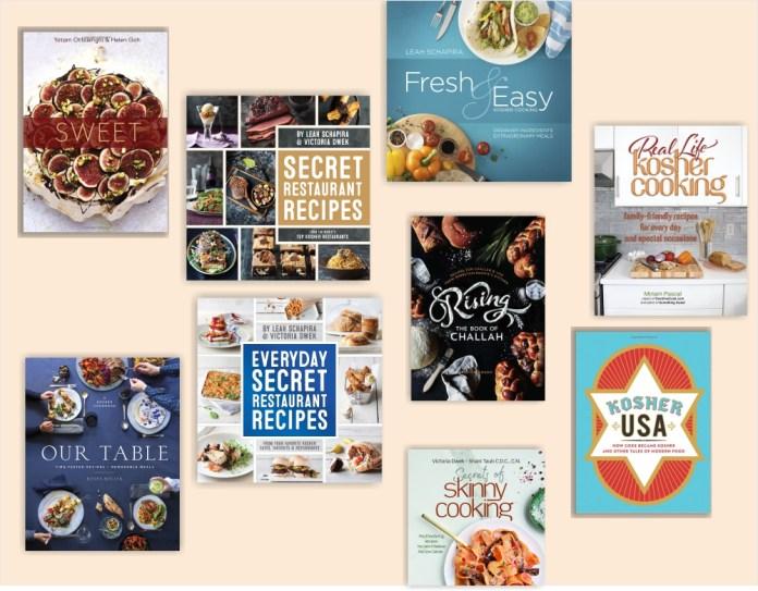 best kosher cookbooks