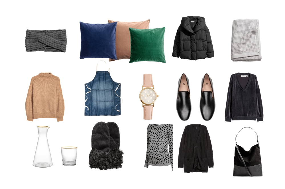 favorite things to buy at h and m