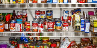 How to Get Your Pantry to Look and Be More Organized. Do you spend too much time looking for ingredients? Let's fix that and organize a pantry.