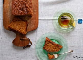 The Best Honey Cake