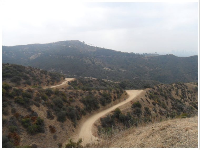 Hollywood Sign Hiking Trail