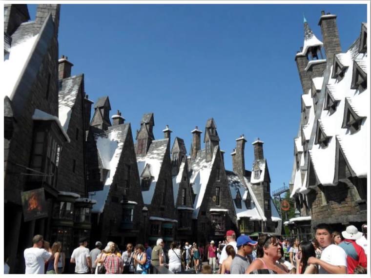 Wizarding World of Harry Potter Hogsmeade