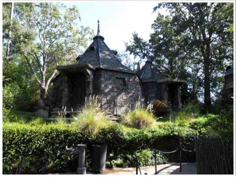 Hagrid's Hut at Wizarding World of Harry Potter