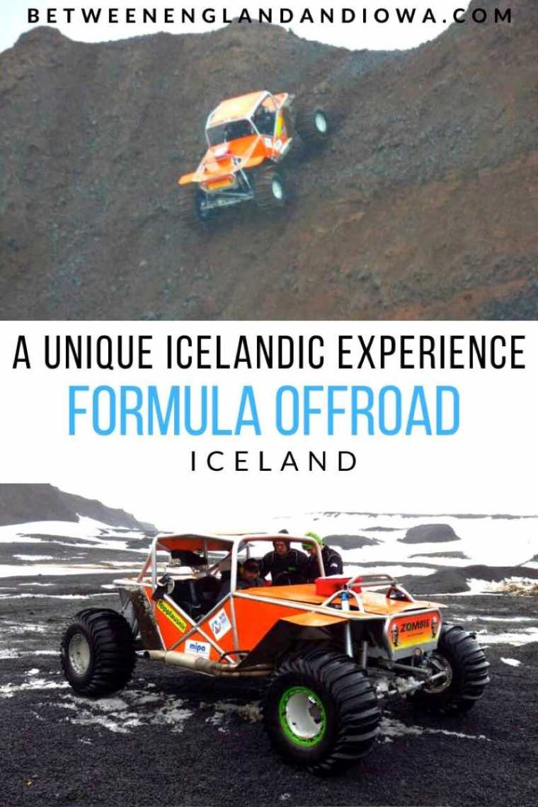 Formula Offroad Iceland. Icelandic Hill Climbing Experience