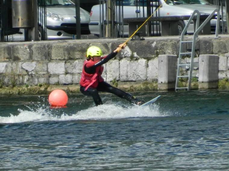 Wakeboarding Dublin at Wakedock Ireland