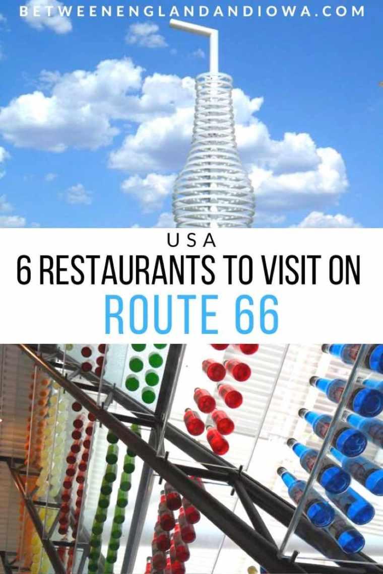 6 Restaurants on Route 66