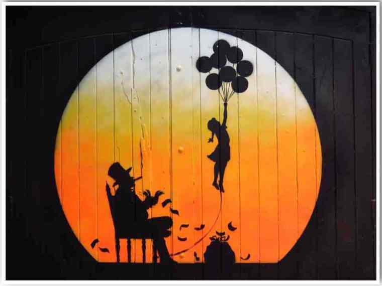 Camden Otto Schade Street Art