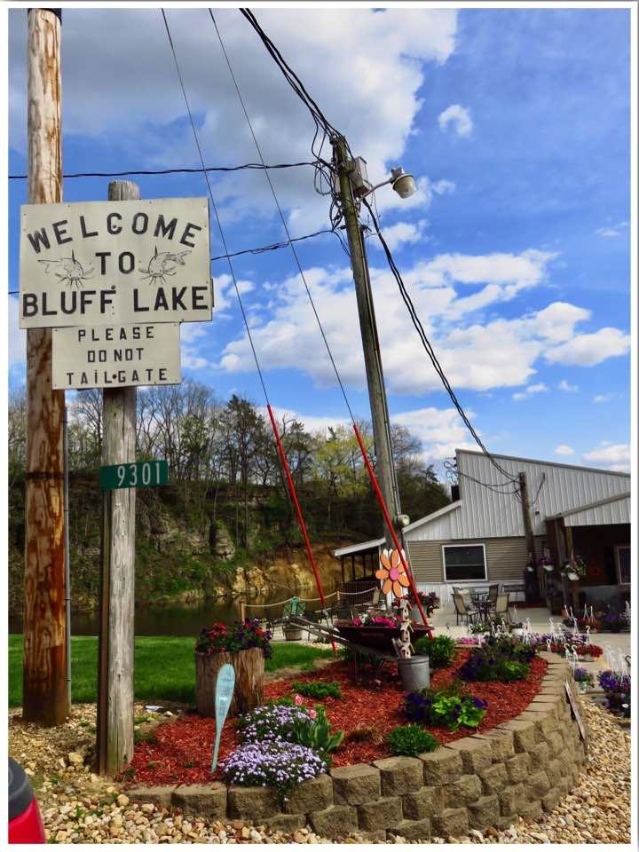 Bluff Lake Iowa
