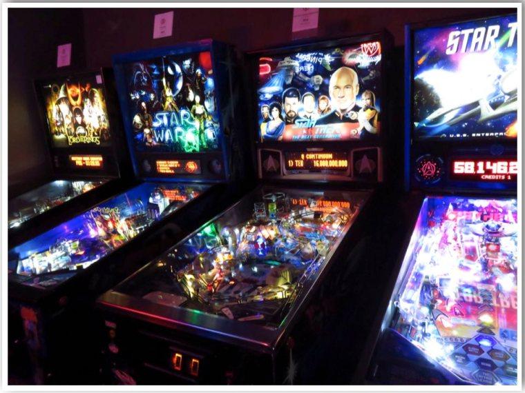 Analog Arcade Bar