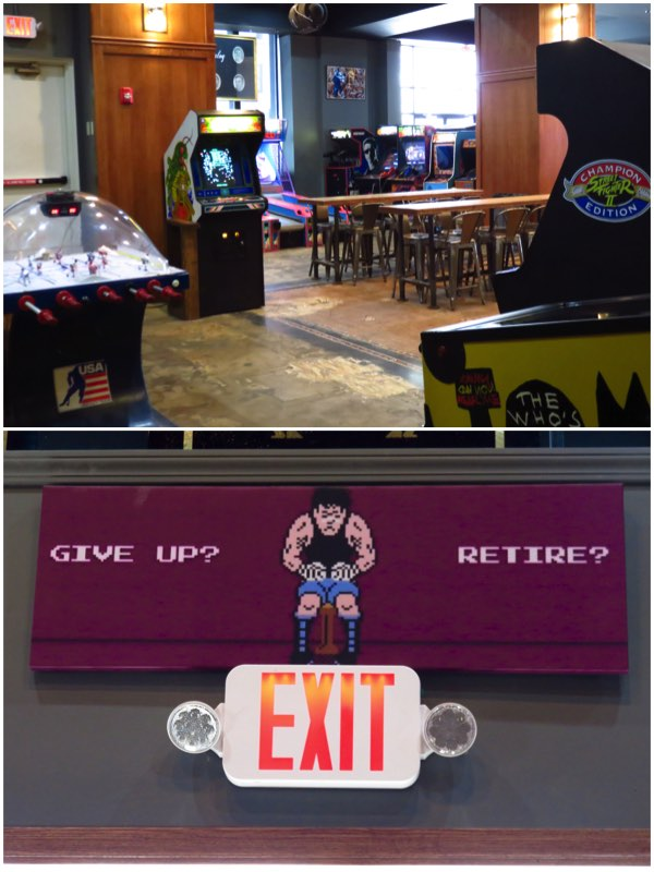 Analog Arcade Bar Davenport