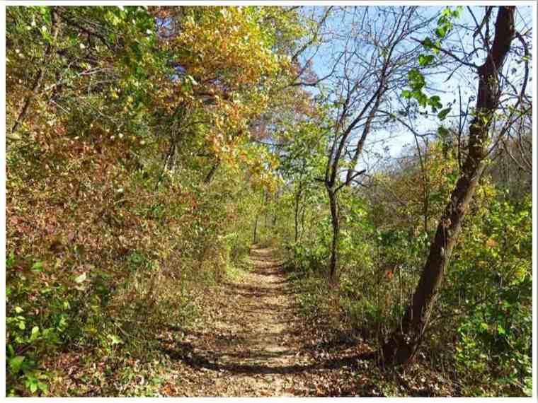 Mines of Spain Dubuque Catfish Creek Trail