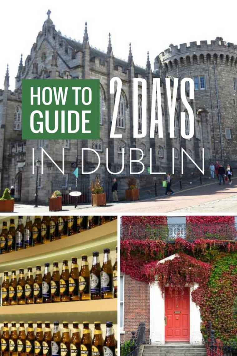 What to see in Dublin in 2 Days