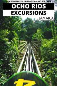 Excursions in Ocho Rio Jamaica: Jamaica bobsled track