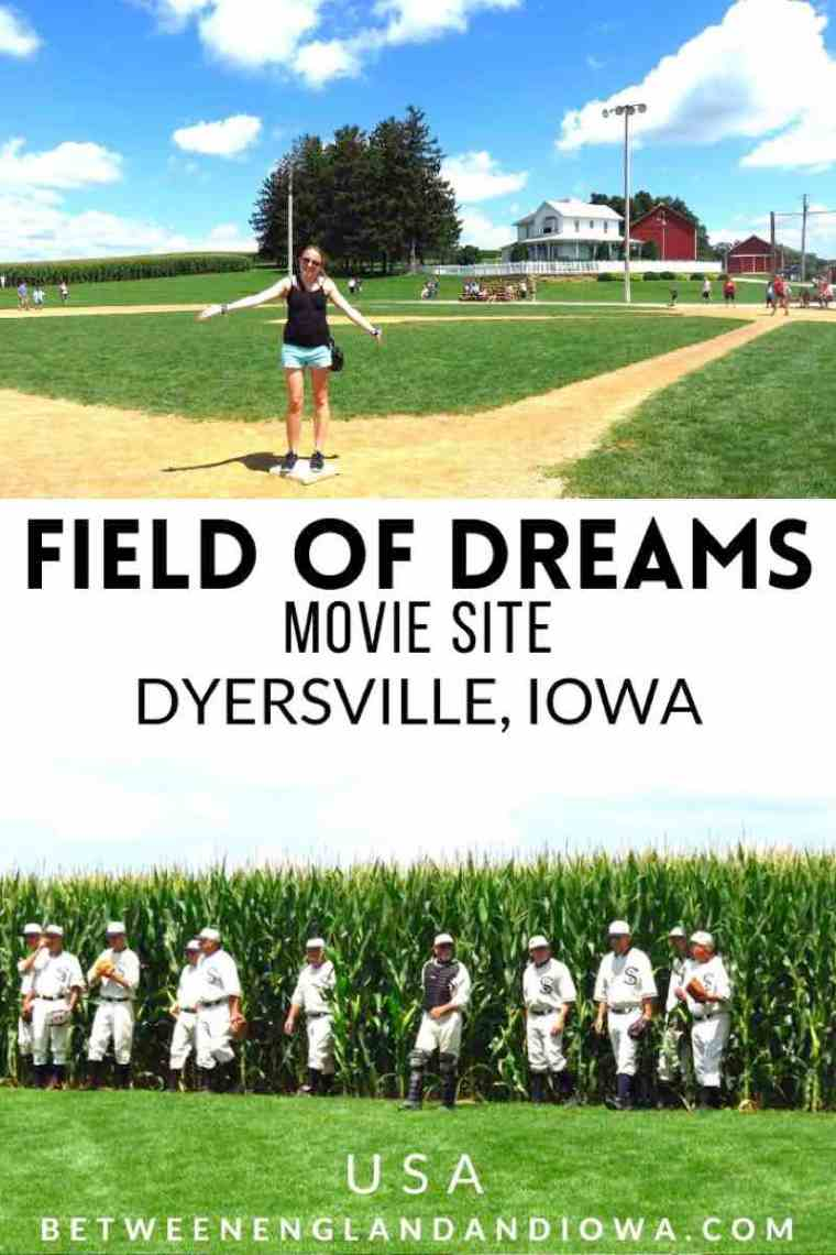 Ghost Sunday at the Field of Dreams Movie Site in Dyersville Iowa USA