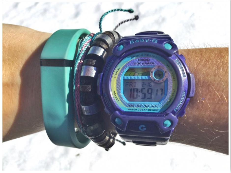 Baby G Waterproof Dual Timezone Watch Review