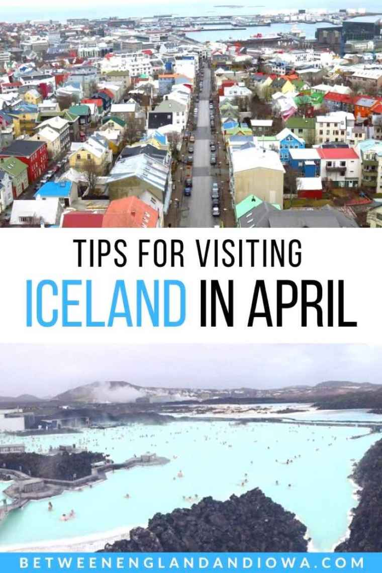 Tips For Visiting Iceland in April