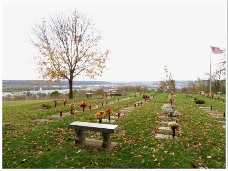 Linwood Cemetery Dubuque Iowa
