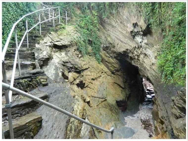 North Devon Briery Cave