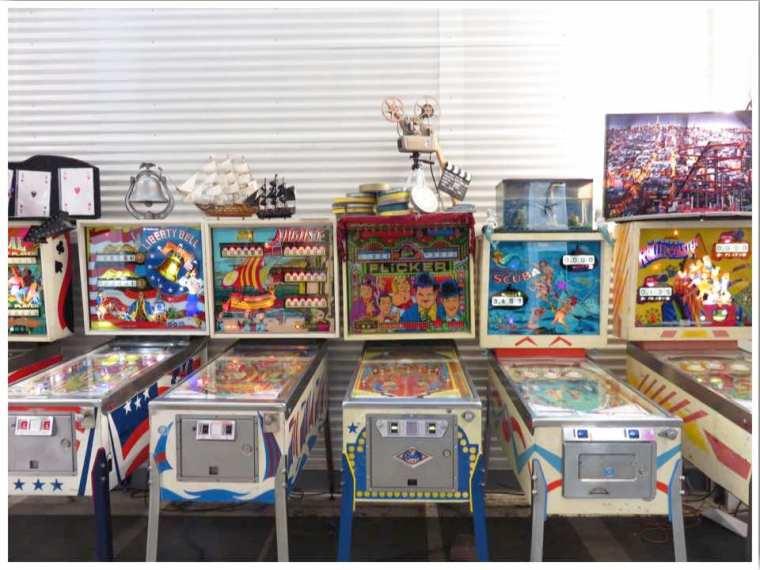 Can Can Wonderland Boardwalk Arcade