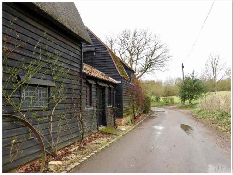 Flatford Mill Suffolk UK