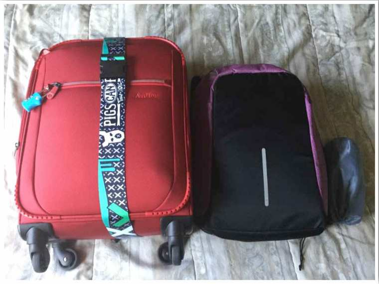 Australia Packing List
