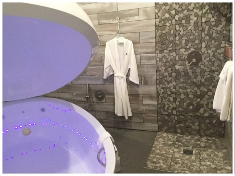 Dubuque Iowa Attractions Float and Fly Wellness Studio