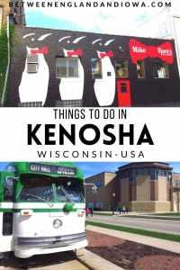 Kenosha Things To Do Wisconsin USA