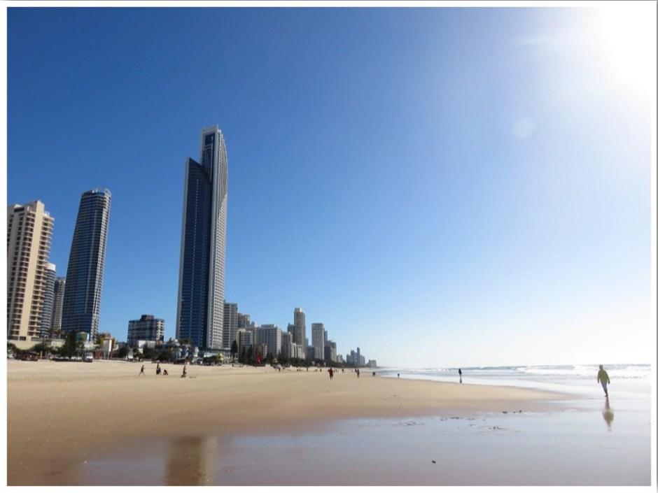 Surfer's Paradise Gold Coast Australia