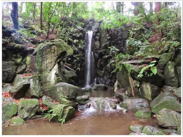 Naritasan Park at Naritasan Temple in Narita Japan