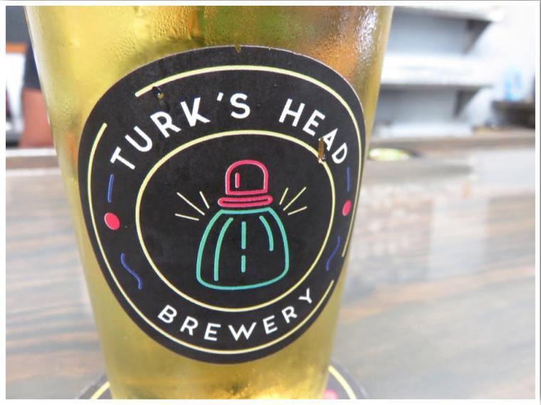 Turks Head Brewery Turks and Caicos Islands