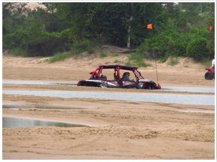 Silver Lake Sand Dunes ORV Michigan
