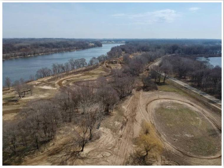 Waterloo Iowa Riverview OHV Park