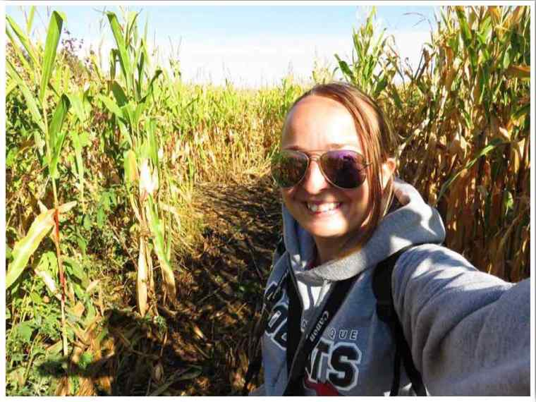 Pumpkin Patches in Iowa Corn Maze Iowa