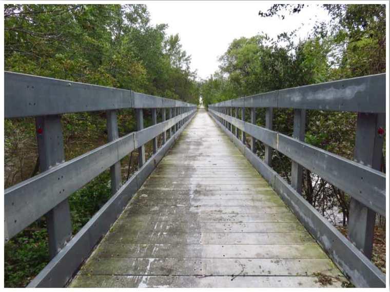 Sheffield Iowa Path of Progress walking and cycle path