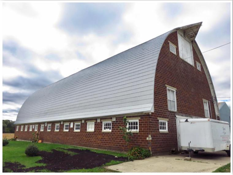 Sheffield Iowa Reborn In A Barn