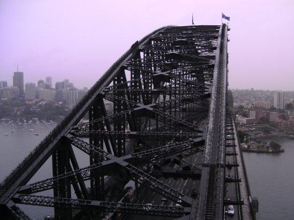 Sydney Pylon Lookout