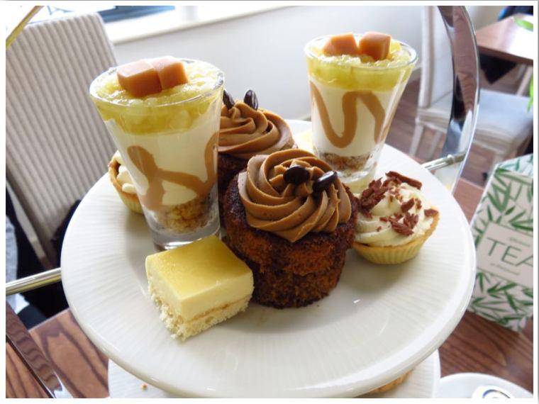 Afternoon Tea Desserts