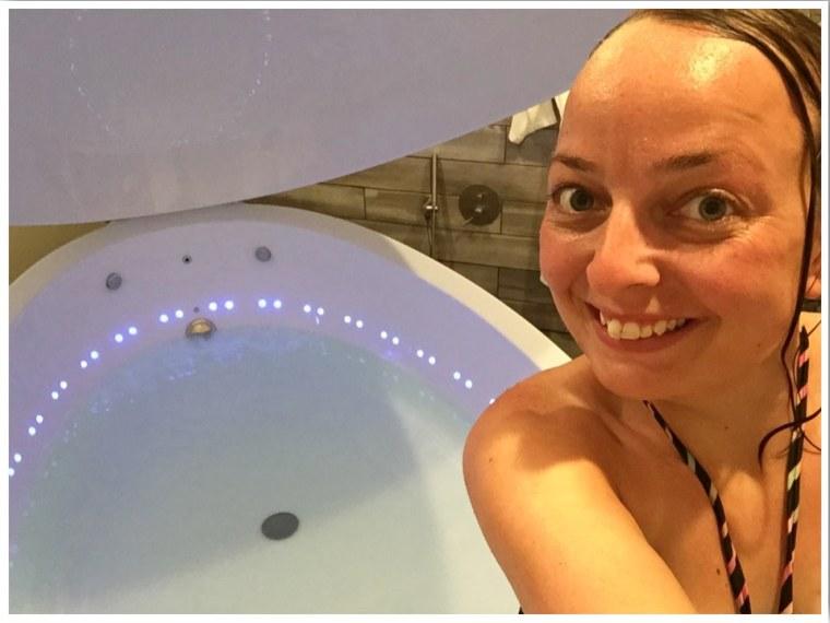 Float Therapy Sensory Deprivation Tank