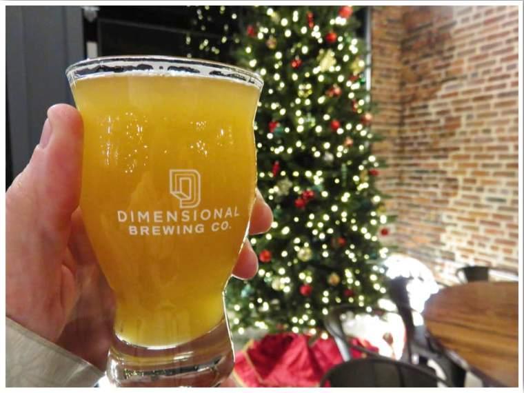 Dimensional Brewing Co Dubuque Iowa