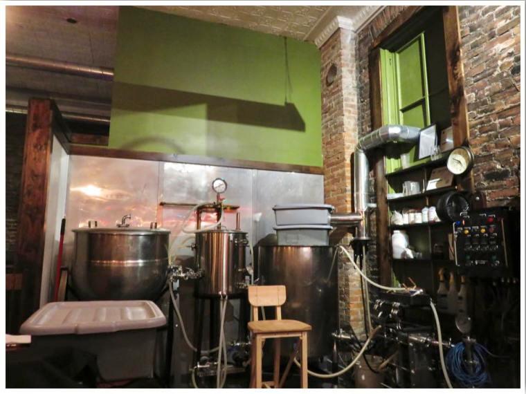 Jubeck New World Brewing Dubuque Iowa