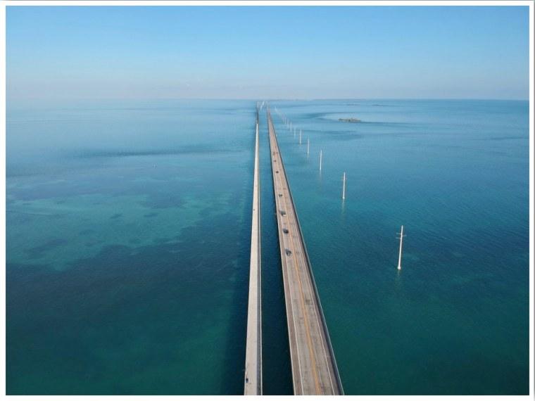 Florida Keys Seven Mile Bridge