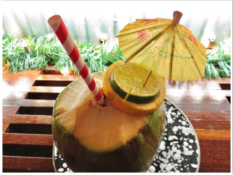 Key West Coconut Cocktail