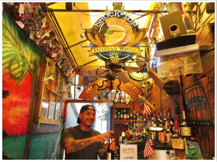 Key West Smallest Bar