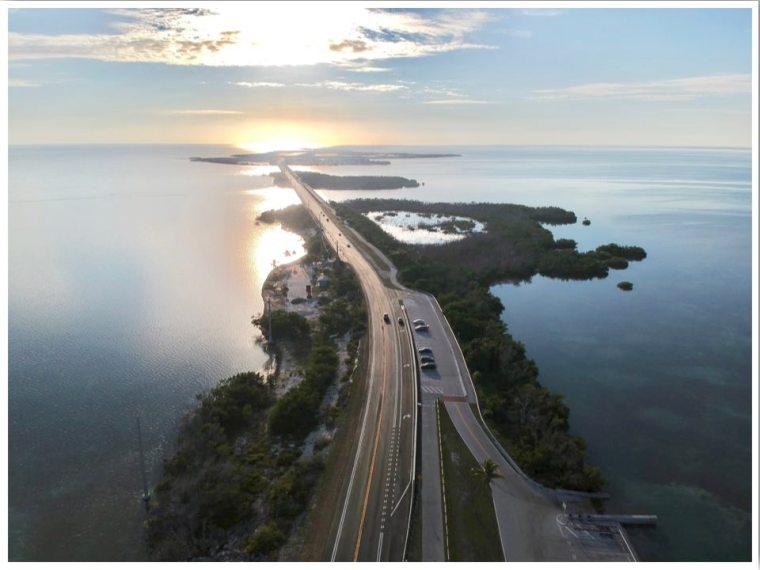 Overseas Highway Little Duck Key Florida