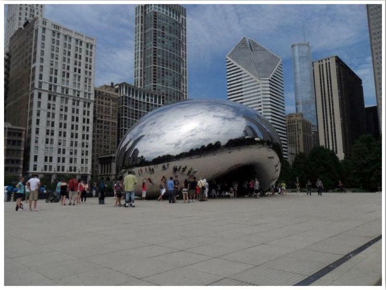 Chicago Cloud Gate - The Bean