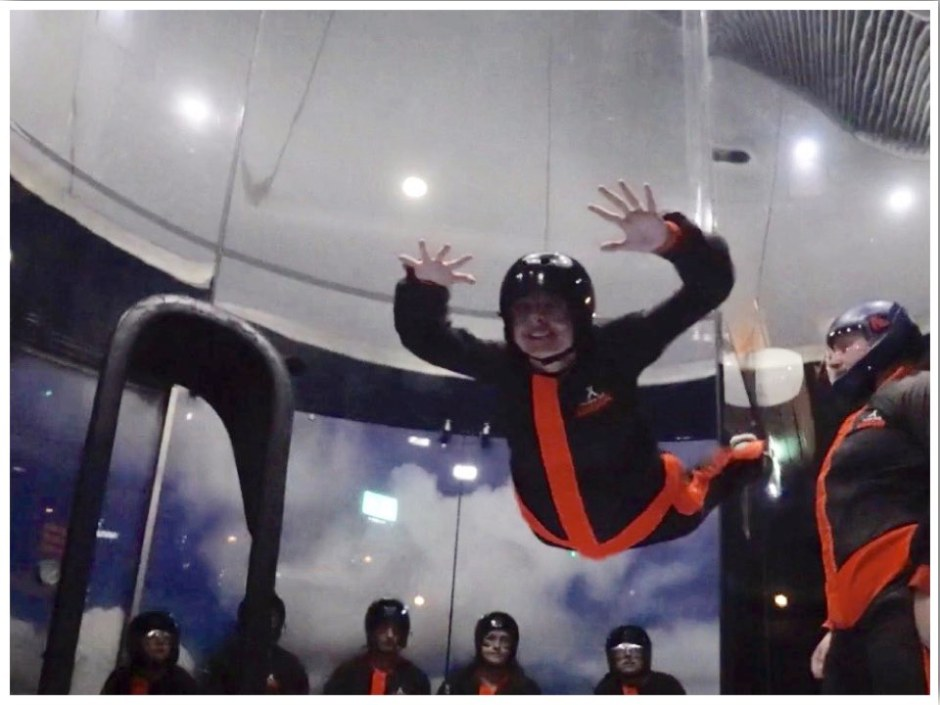 Bear Grylls iFly review