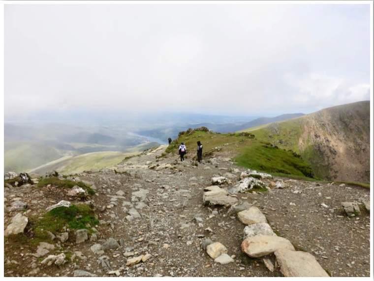 Llanberis Path Snowdon